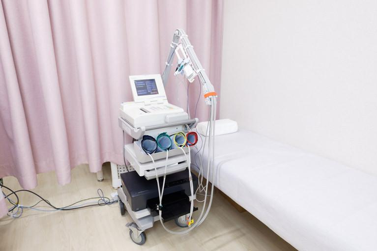 血圧脈波検査装置(VaSeraVS-1500AN)