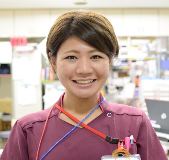3階看護師Nさん