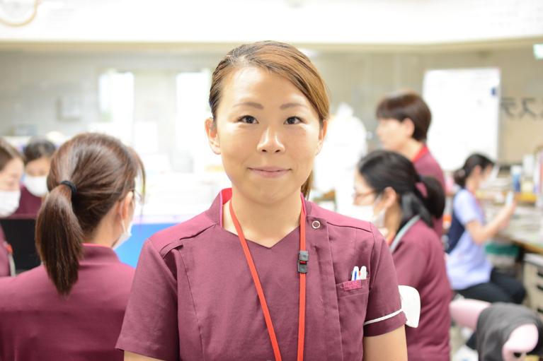 4階看護師Kさん